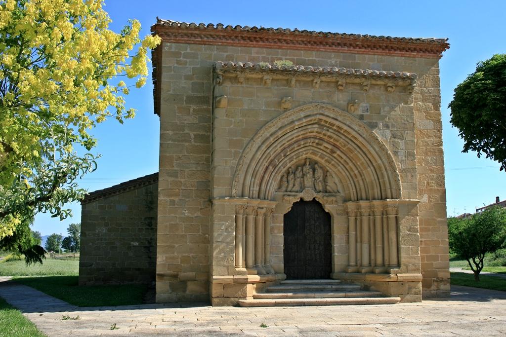 Ermita de Santa María de la Antigua - La Rioja Sin Barreras