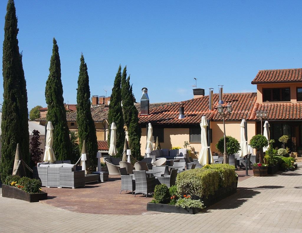 Restaurante Palacio Casafuerte La Rioja Sin Barreras