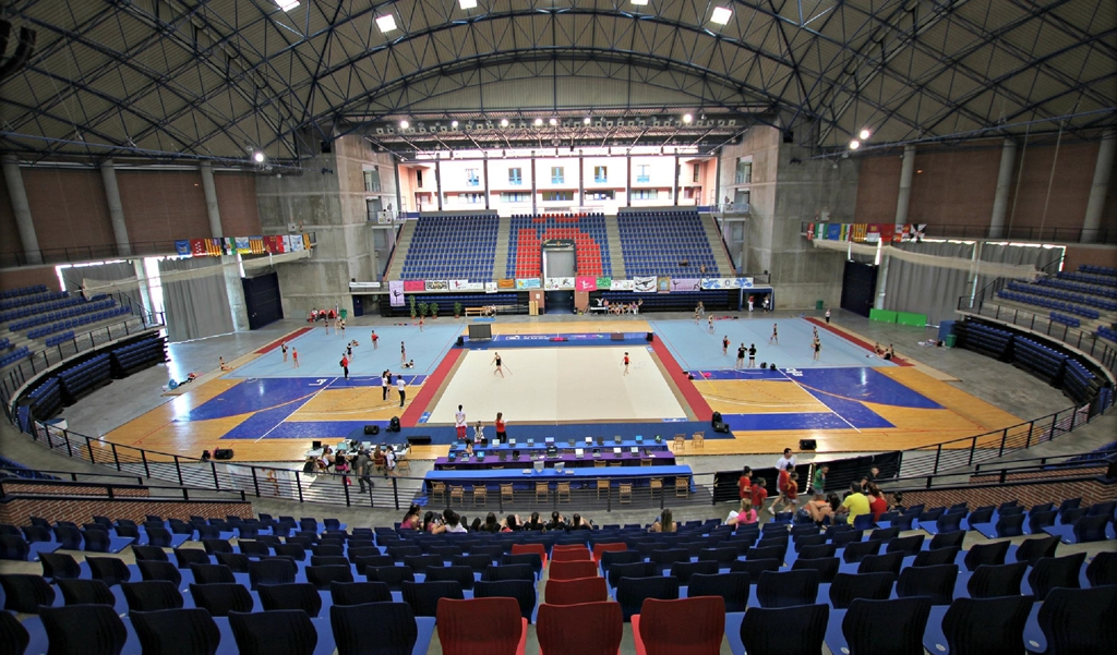 Palacio De Los Deportes De La Rioja La Rioja Sin Barreras