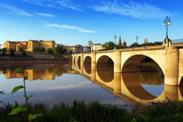 Puente De Piedra La Rioja Sin Barreras